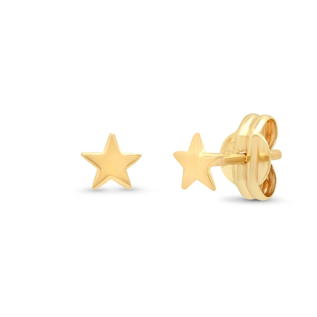 Vincents Fine Jewelry | TAI Jewelry | Star Studs