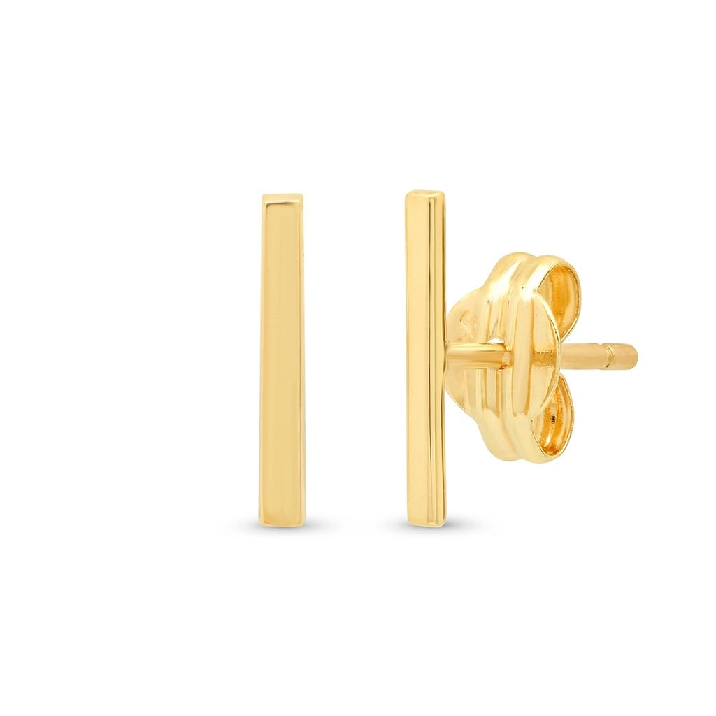 Vincents Fine Jewelry | TAI Jewelry | Stick Studs