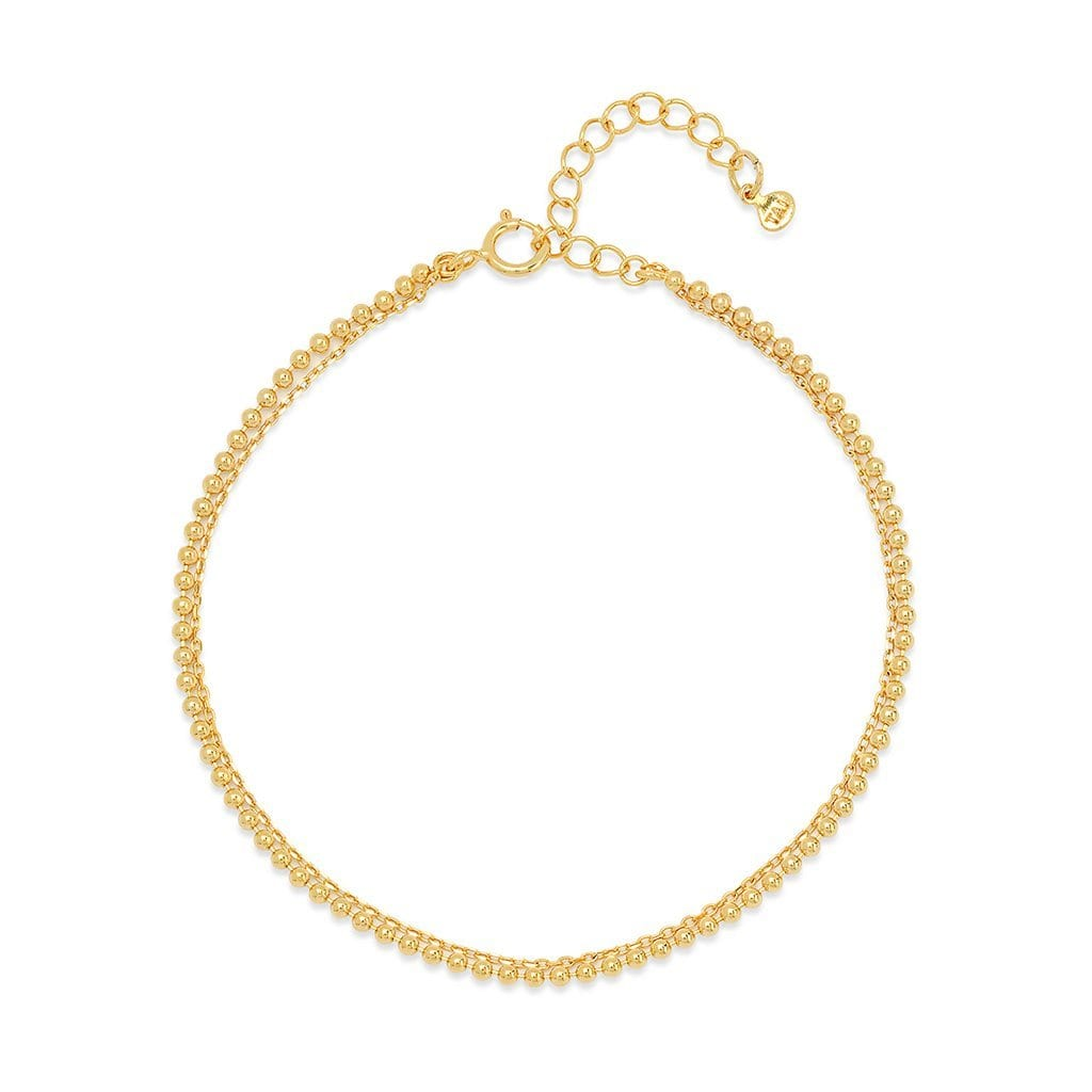 Vincents Fine Jewelry | TAI Jewelry | Double chain bracelet