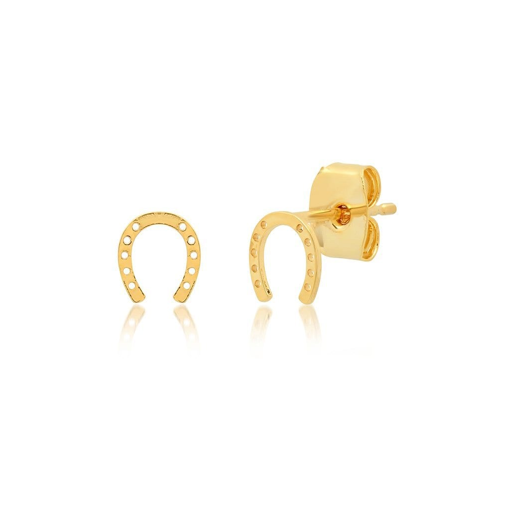 Vincents Fine Jewelry | TAI Jewelry | Horseshoe studs