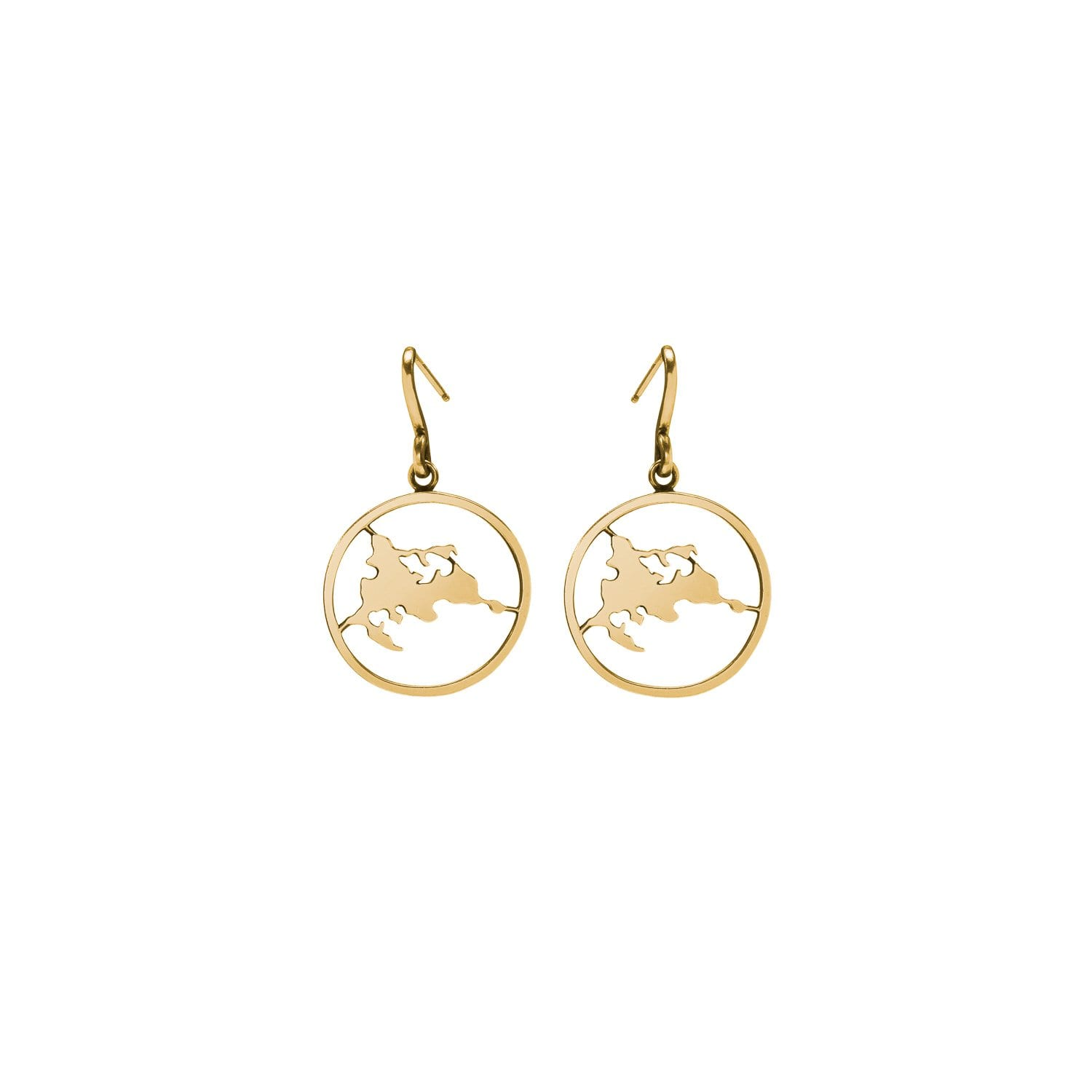 CD Charms | Shelter Island Earrings| Catherine Demarchelier