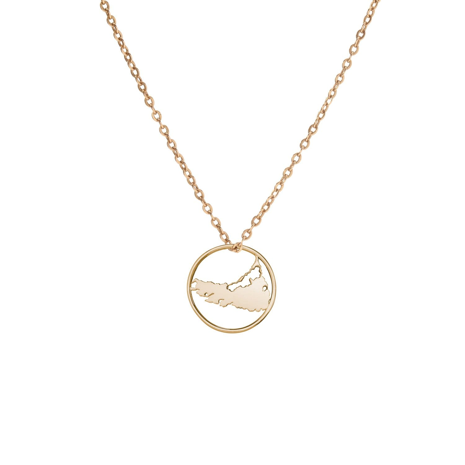 Vincents Fine Jewelry | Catherine Demarchelier | Nantucket Chained Necklace | CD Charms