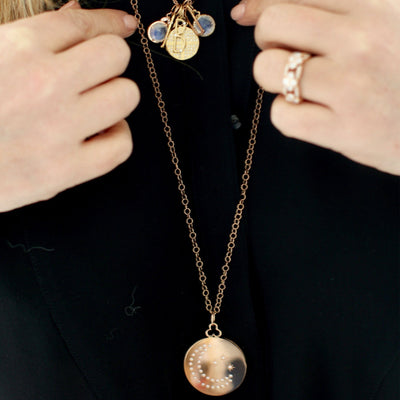 Vincents Fine Jewelry | Devon Woodhill | Modern Locket