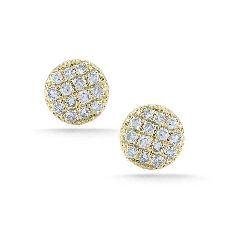 Dana Rebecca | Lauren Joy Mini Disc Studs