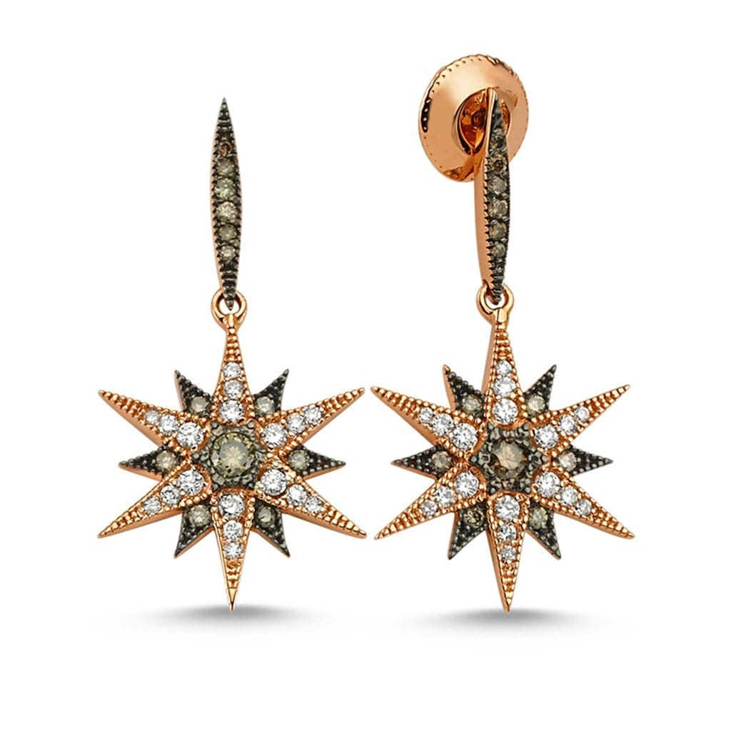 Vincents Fine Jewelry | Own Your Story | Starborn Earrings