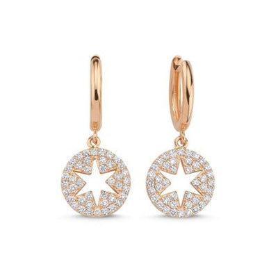 Vincents Fine Jewelry | Own Your Story | Star Cutout Earrings