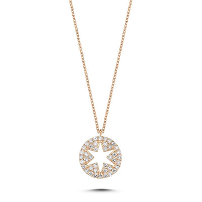 Vincents Fine Jewelry | Own Your Story | Star Cutout Necklace