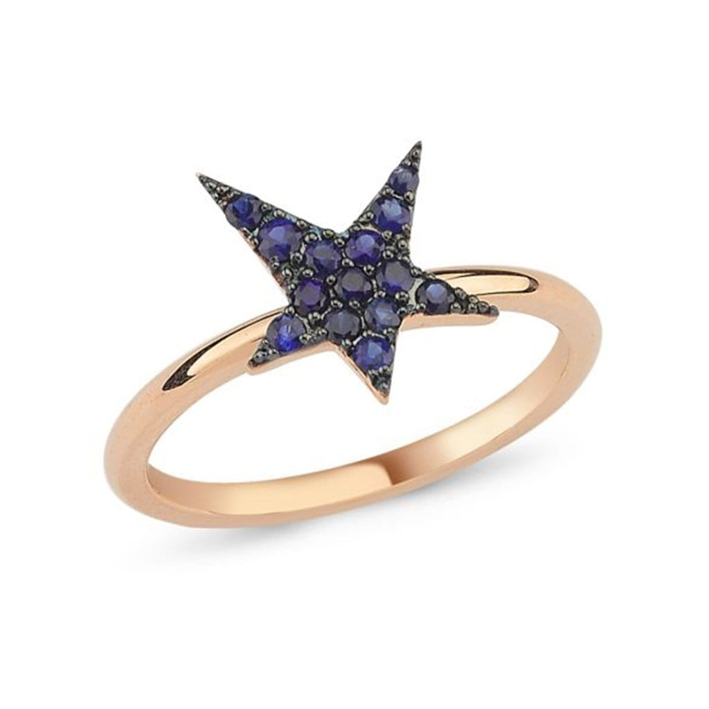 Vincents Fine Jewelry | Own Your Story | Sapphire Rockstar Ring