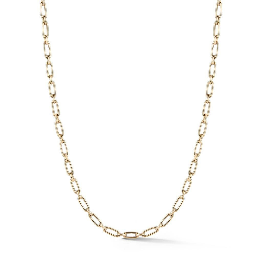 Heavy Chain Necklace: 18""