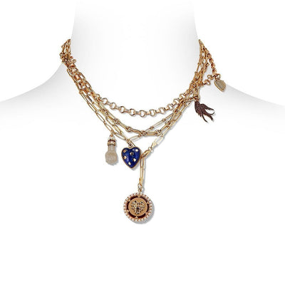 Vincents Fine Jewelry | Storrow Jewelry | Book Link Chain Necklace: 19""