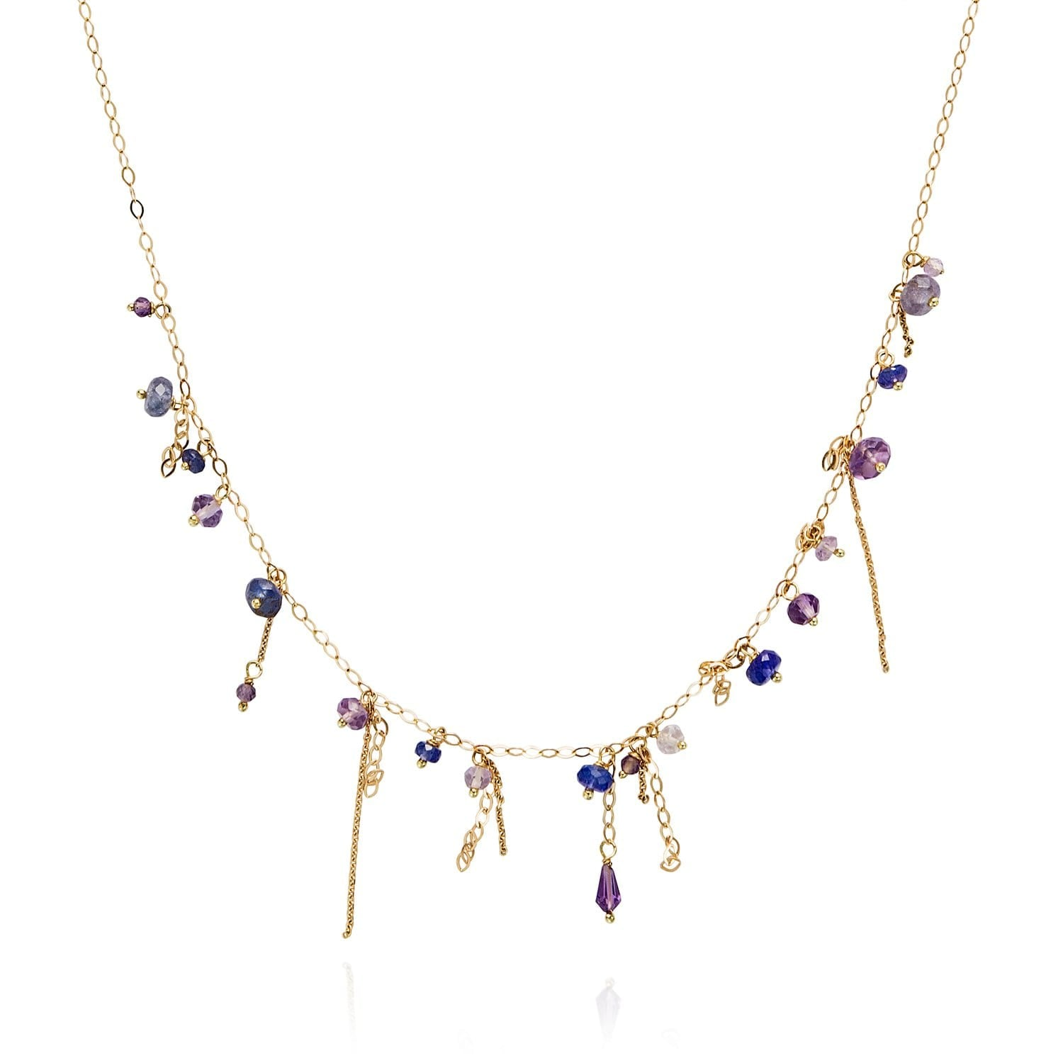 Vincents Fine Jewelry | Sweet Pea | Pogo Punk Necklace