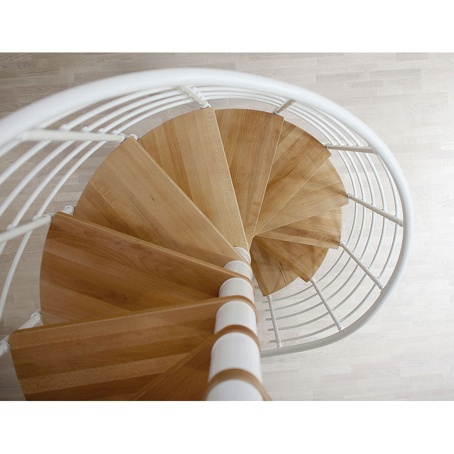 Modular And Spiral Staircase Kits From Dolle