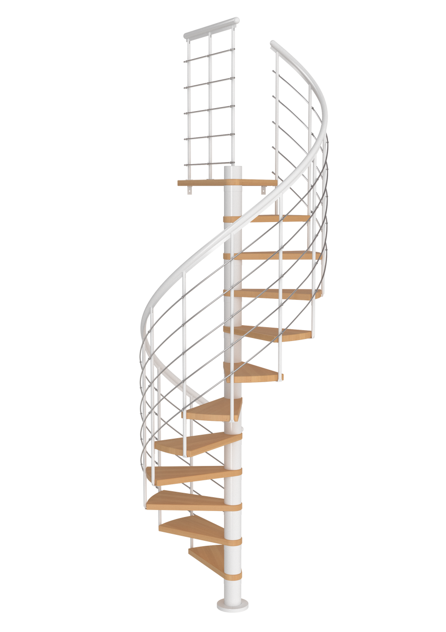 Montreal Style Spiral Staircase Kit