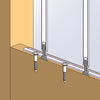 "Insta-Rail 42"" Vertical Tube Railing Infill Kit"