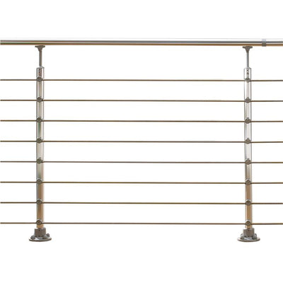 "Prova Stainless Steel Tube In-Fill for 36""H Railings"