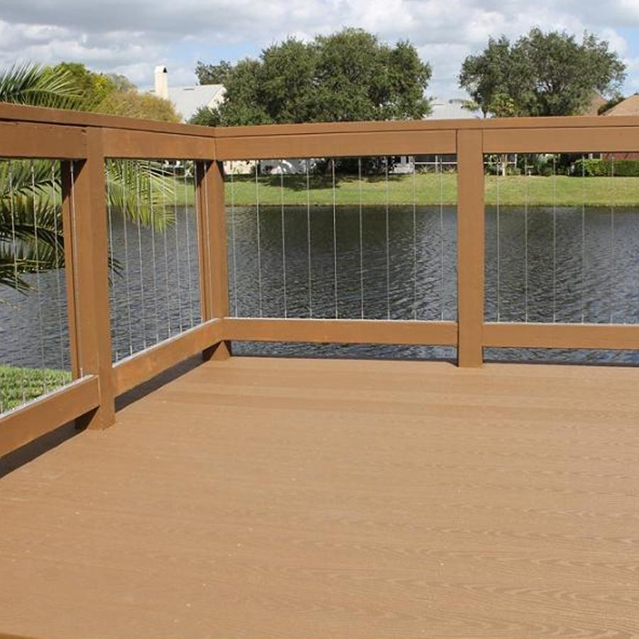 "NEW! Insta-Rail® Vertical Cable Railing System 36"" Kit"