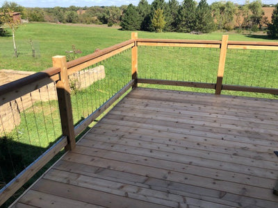 "Insta-Rail® 36"" Vertical Cable Railing In-Fill Kit"