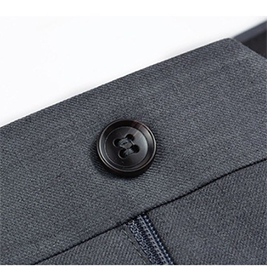 Suit's Pants/Classic Pants,  Color Navy Blue. Color black
