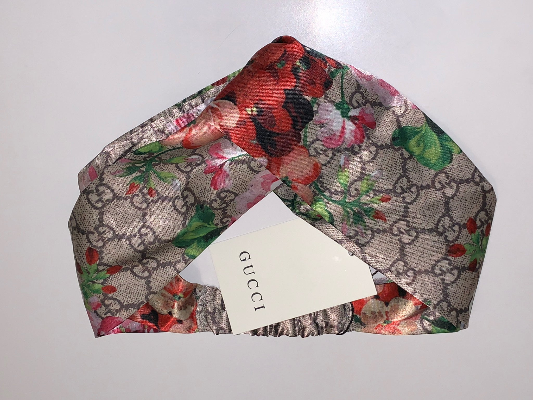 be308389387 Floral Gucci Bloom Headband – Accessory Honey Inspired Designs
