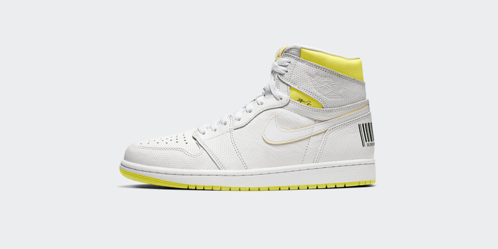 "Nike Air Jordan 1 Retro High OG ""First Class Flight"""