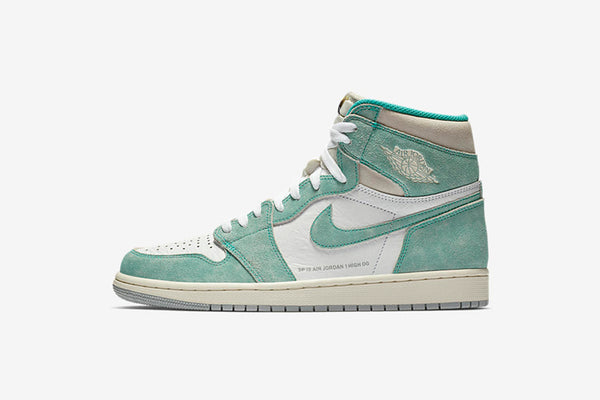 "Nike Air Jordan 1 Retro High OG ""Turbo Green"""