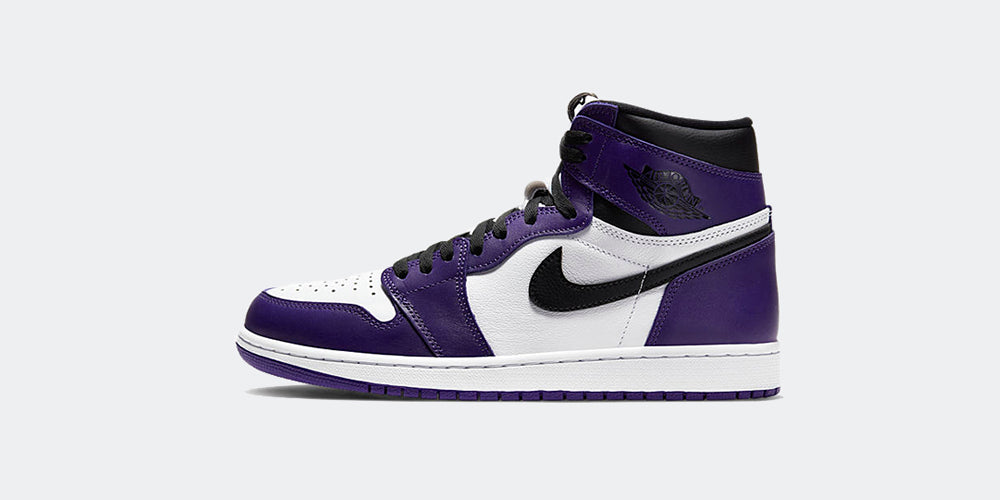 air jordan 1 high og purple