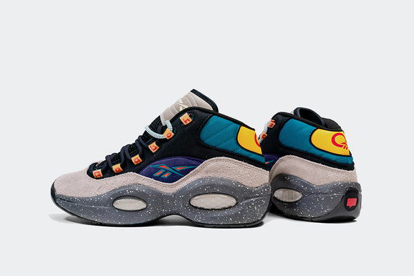 Reebok Question Mid MU x Nice Kicks
