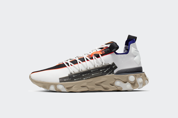 "Nike React WR ISPA ""Summit White/Royal Blue"""