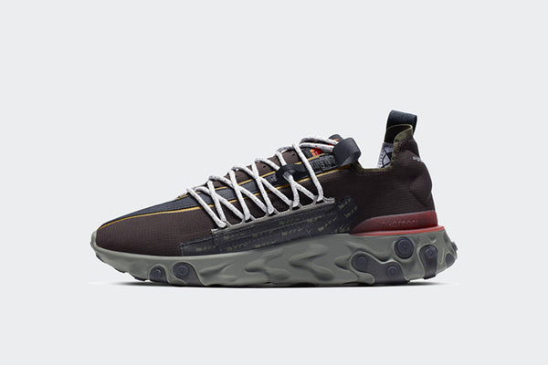 "Nike React WR ISPA ""Velvet Brown/Terra Orange"""