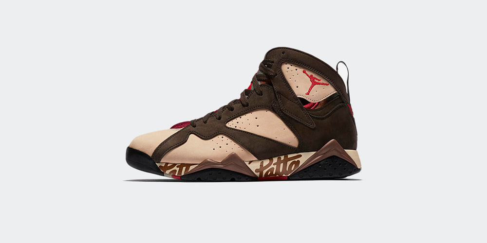 sports shoes cc573 96b21 ... Nike Air Jordan 7 Retro x Patta