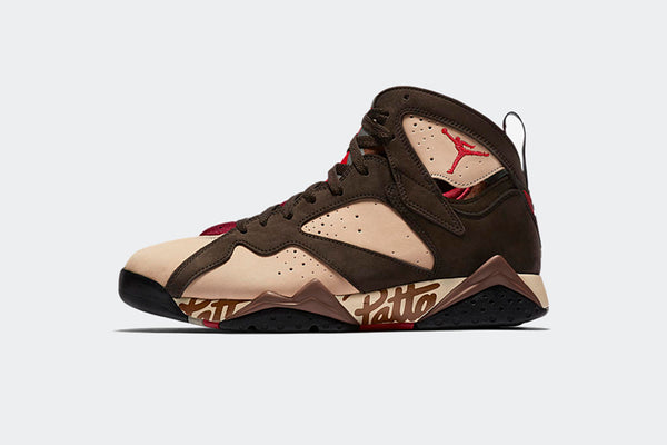 Nike Air Jordan 7 Retro x Patta