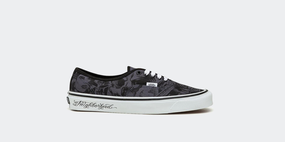 Vans Vault UA Authentic 44 DX x Mister Cartoon x Neighborhood
