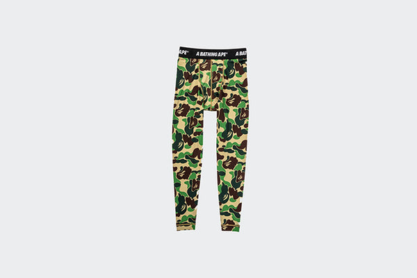 Adidas Tights x Bathing Ape