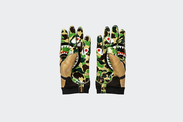 Adidas Gloves x Bathing Ape