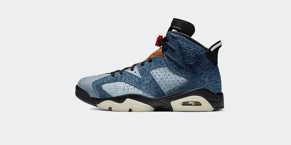 "Nike Air Jordan 6 Retro ""Denim"""