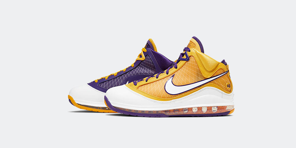 "Nike Lebron VII QS ""Lakers"""