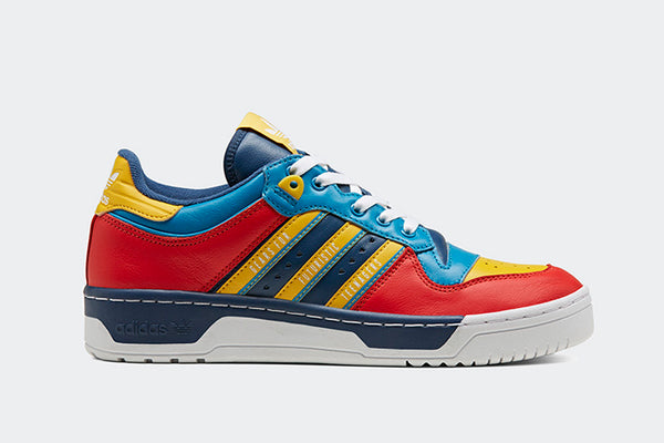 Adidas Rivalry Human Made x Pharrell Williams