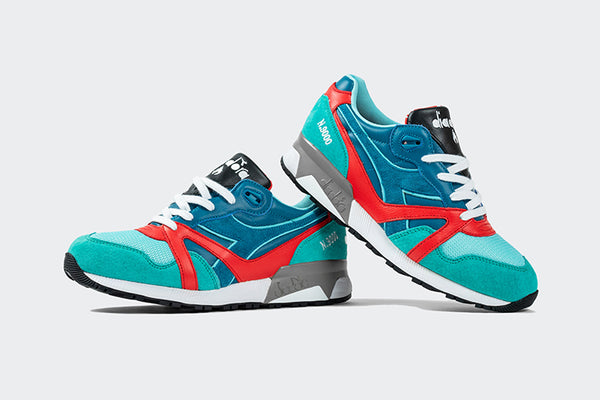 "Diadora N9000 x Hanon ""Alternative Route"""