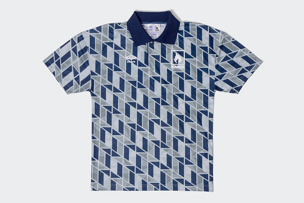 "Umbro Training Jersey x Hanon ""Silver City"""
