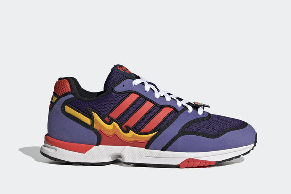 "Adidas ZX 1000 x The Simpsons ""Flaming Moes"""