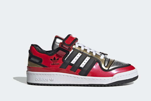 "Adidas Forum Lo x The Simpsons ""Duff Beer"""