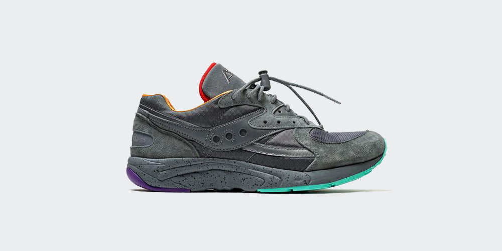 Saucony Originals x Raised by Wolves the AYA