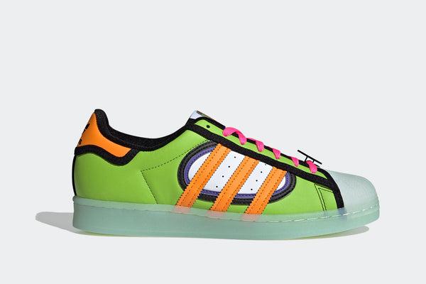 "Adidas Superstar x The Simpsons ""Squishee"""