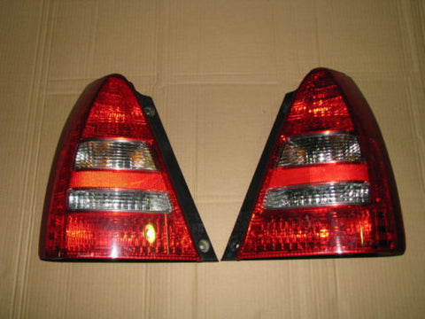 JDM Subaru Forester SG5 Tail Lights 2003 2004 2005