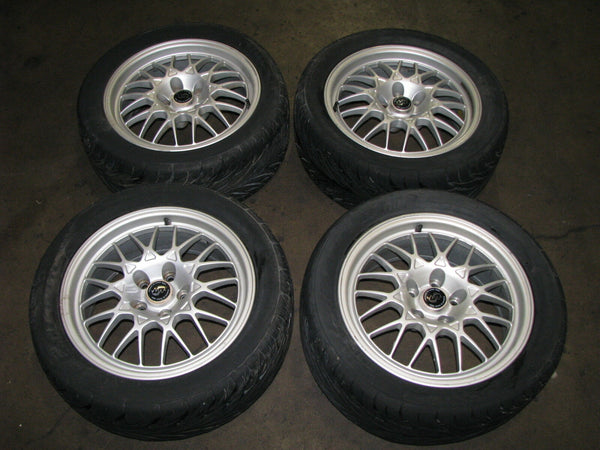 JDM Nissan Stagea Autech BBS 260R OEM Wheels Forged 17X7