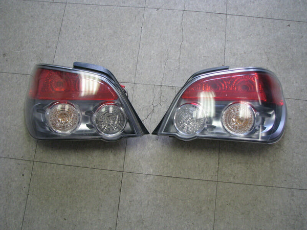 JDM Subaru Impreza WRX set Rear Tail Lights  OEM Koito 220-20915