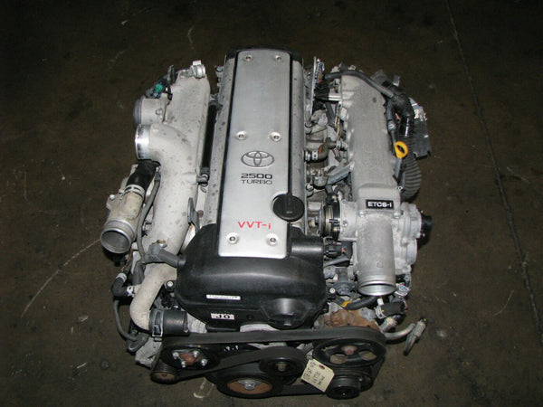 JDM Toyota 1JZ VVTi Engine Chaser Mark 2 1JZGTE Turbo