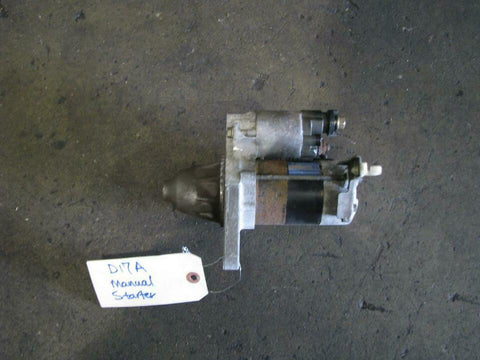 JDM 2001-2005 Honda Civic Acura EL D17A 1.7L 5 speed Manual Starter