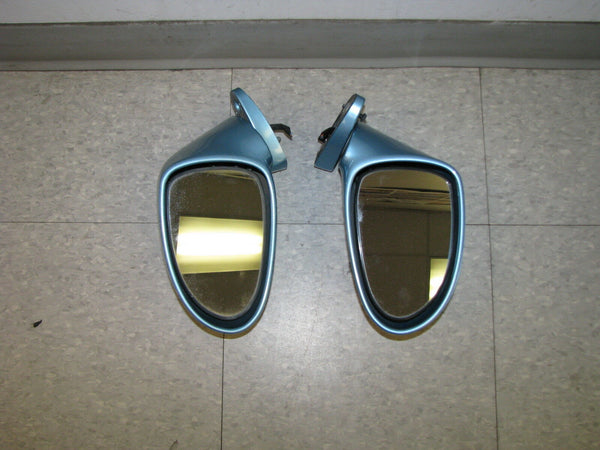 JDM 99-05 Mazda MX-5 Miata Driver Left And Right Side View Power Mirror