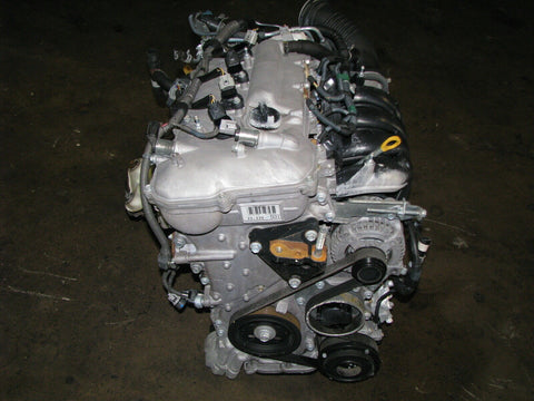 2009 2010 2011 2012 2013 2014 2015 Toyota Corolla Engine 2ZR-FE Engine 1.8L JDM